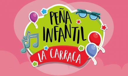 Peña Infantil La Carraca, Fiestas Patronales 2020