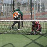 El Polideportivo Municipal revisa y mantiene sus instalaciones de Pádel