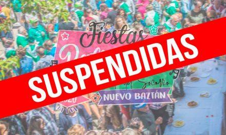Se suspenden las Fiestas del Fiestas Patronales del Santísimo Cristo del Socorro 2020