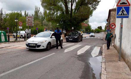 La Policía Local de Nuevo Baztán no baja la guardia ante el Estado de Alarma
