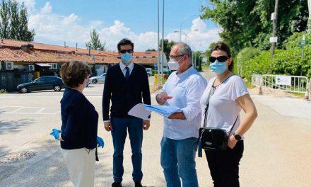 Comisión de seguimiento para el pago del alumbrado de la Urbanización Eurovillas