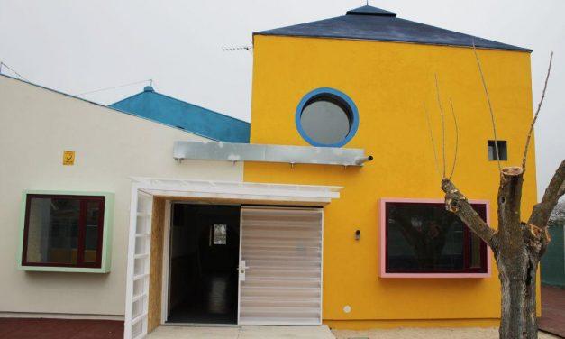 Parques del municipio y funcionamiento de Casita de Niños