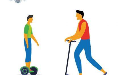 Normas para los Vehículos de Movilidad Personal VMP