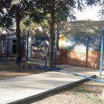 Nueva entrada al Consultorio Médico por el Parque Municipal