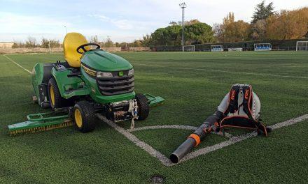 La Concejalía de Deportes sigue trabajando en el Polideportivo